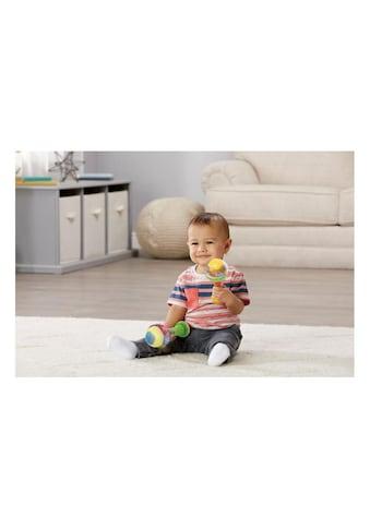 Vtech® Spielzeug-Musikinstrument »Rumba-Rasseln«, 1 x AA Demobatterie kaufen