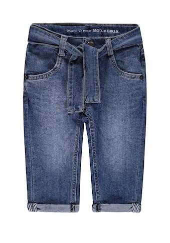 Marc O'Polo Junior Caprijeans, Slim fit kaufen