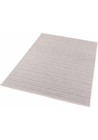Teppich, »Caribbean«, bougari, rechteckig, Höhe 4 mm, maschinell gewebt kaufen