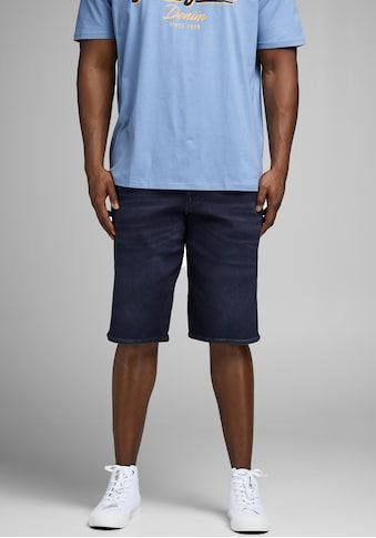 Jack & Jones Bermudas »RON LONG«, bis Jeans Grösse 48 (grosse Grössen) kaufen