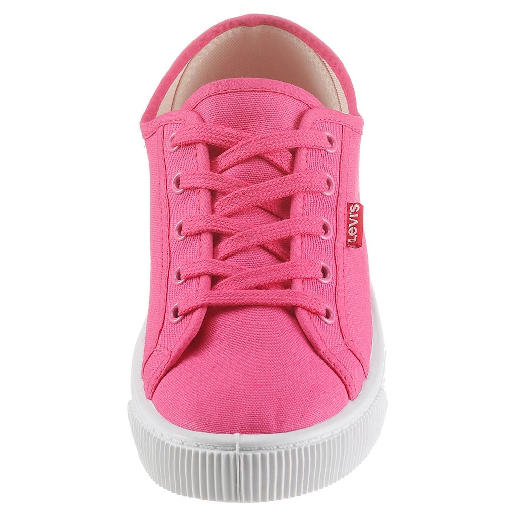 Levi's® Sneaker »Malibu Beach«, in sommerlicher Farbpalette