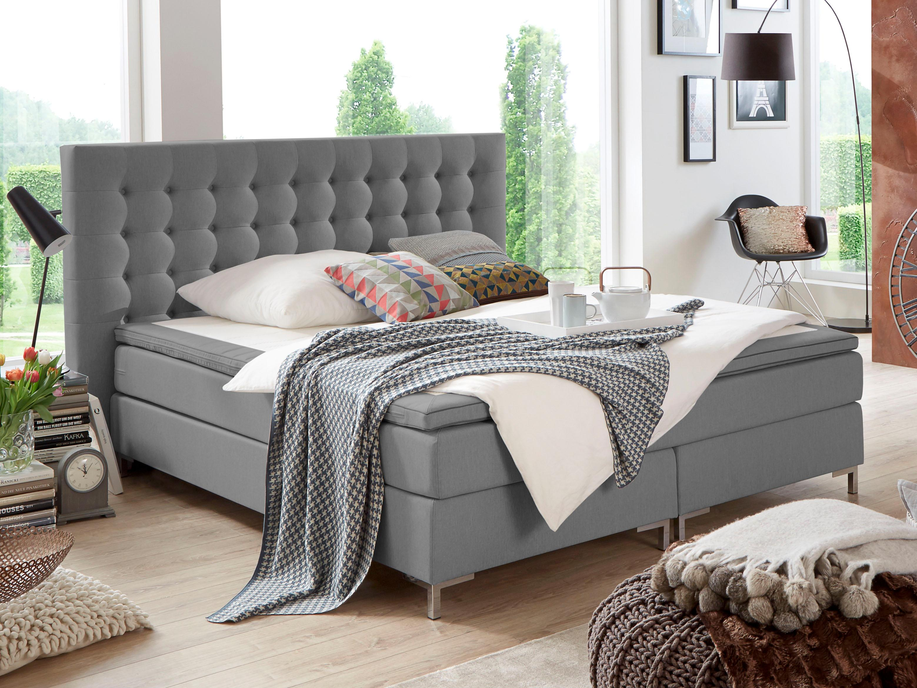 Image of ATLANTIC home collection Boxspringbett