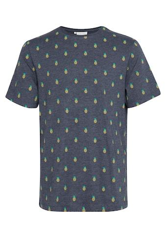 Casual Friday T - Shirt »CFTruls mit trendstarkem Allovermuster« kaufen