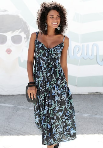 Buffalo Sommerkleid, aus gewebter Viskose kaufen