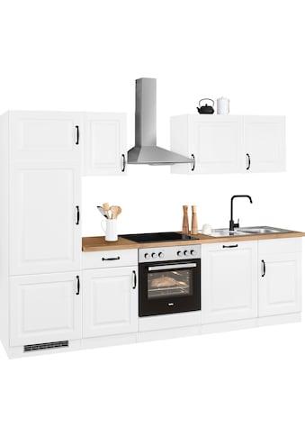 wiho Küchen Küchenzeile »Erla«, ohne E-Geräte, Breite 280 cm kaufen