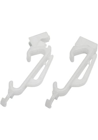Gardinengleiter »Perfect Pleat Gleiter«, GARDINIA, passend für Gardinen Gardinenschienen kaufen