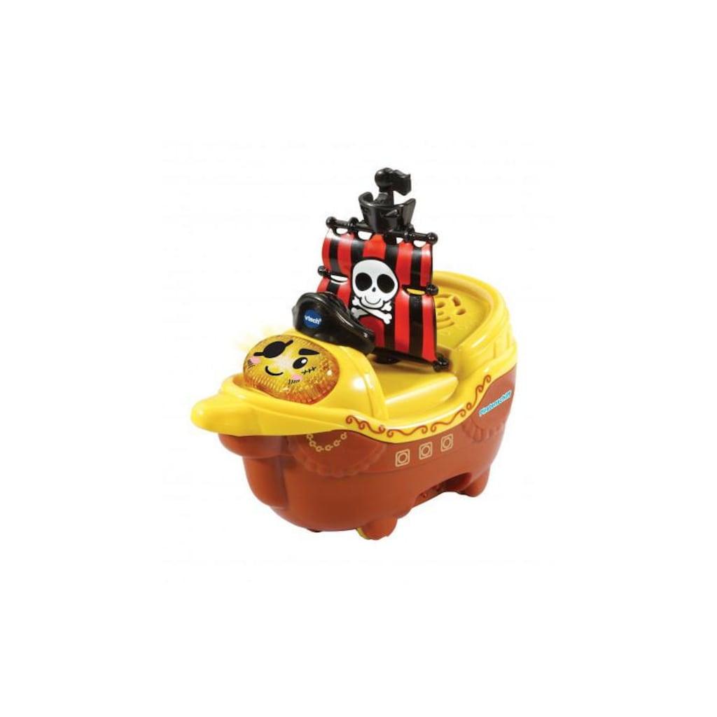 Vtech® Badespielzeug »Tut Tut Baby Badewelt Piratenschiff«, mit Licht und Sound