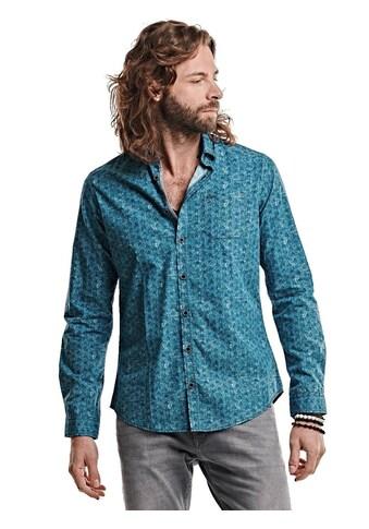 emilio adani Hemd mit coolem Print kaufen