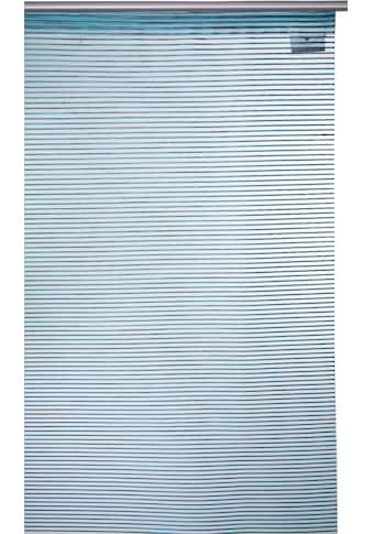 Schiebegardine, »Shiny«, TOM TAILOR, Klettband 1 Stück kaufen
