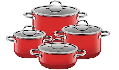 Silit Topf-Set »Passion Red« (4tlg.)«, Keramik kaufen