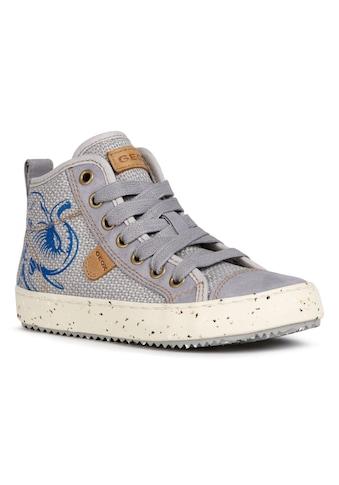 Geox Kids Sneaker »J Alonisso Boy« acheter