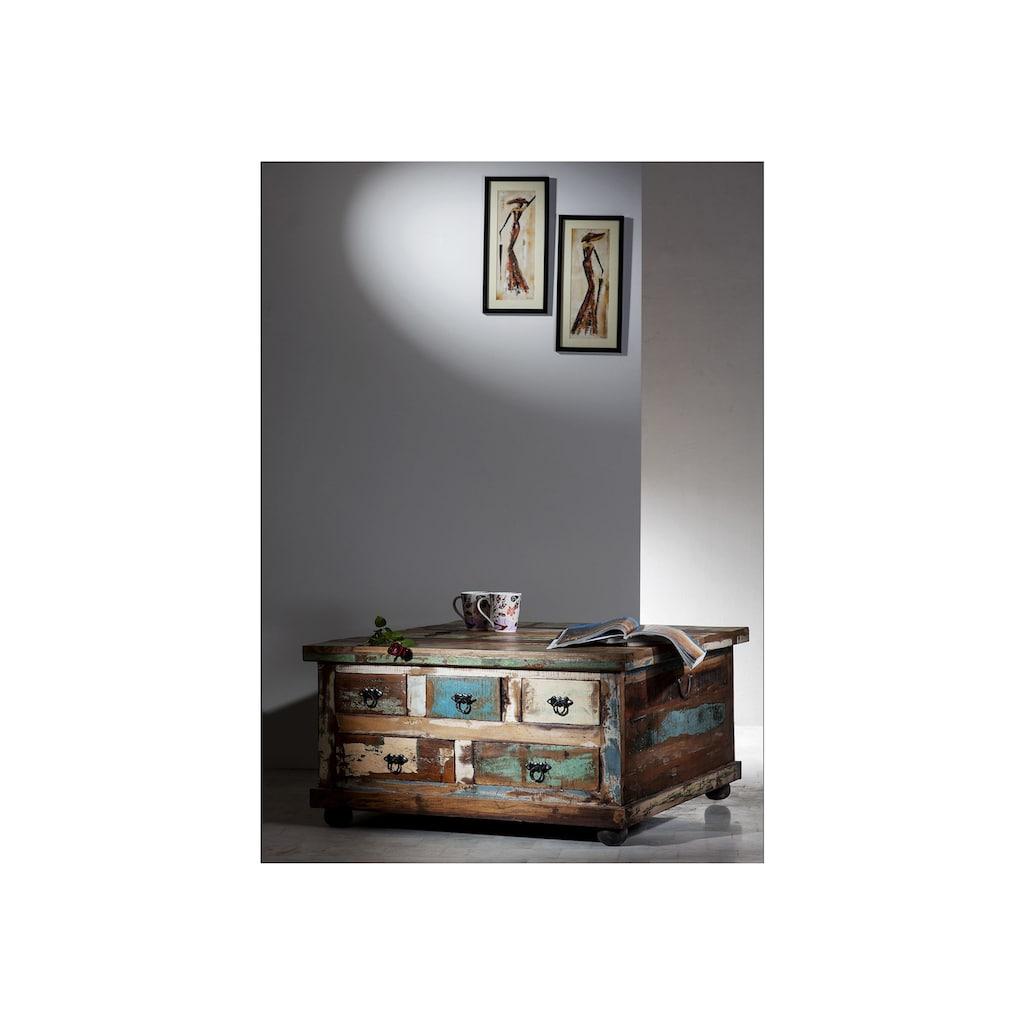 SIT Couchtisch »Riverboat«, Breite 90 cm, Shabby Chic, Vintage