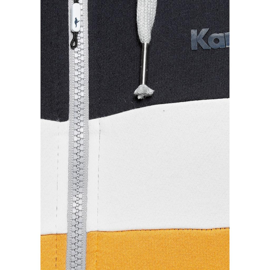 KangaROOS Kapuzensweatshirt