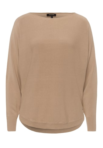 MORE&MORE Oversized Knit Shirt Active kaufen