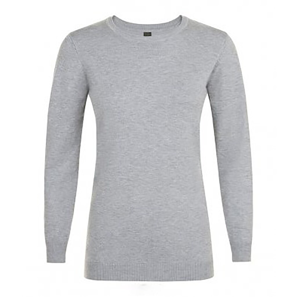 SOLS Longsweatshirt »Damen Sweatshirt Ginger mit Rundhalsausschnitt«