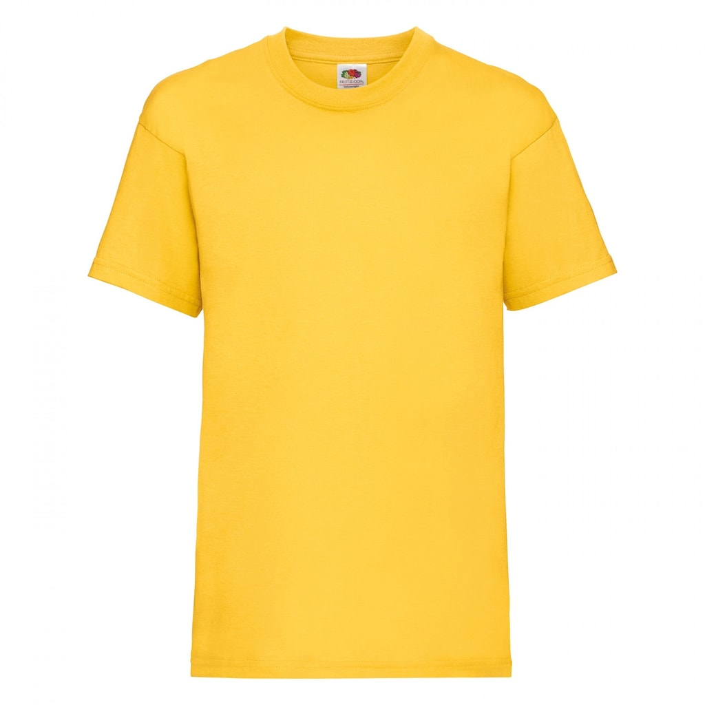 Fruit of the Loom T-Shirt »Kinder, kurzärmlig (2 Stück/Packung)«