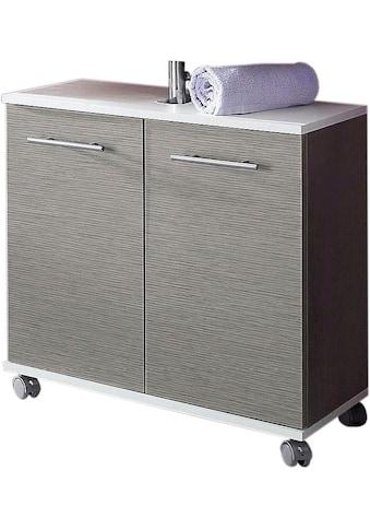 Schildmeyer Waschbeckenunterschrank »Rhodos«, Breite 60 cm, verstellbarer... kaufen