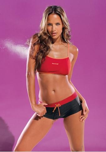 H.I.S Bustier-Bikini, mit Kontrastdetails kaufen