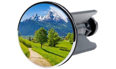 Sanilo Waschbeckenstöpsel »Alpen«, Waschbeckenstöpsel kaufen