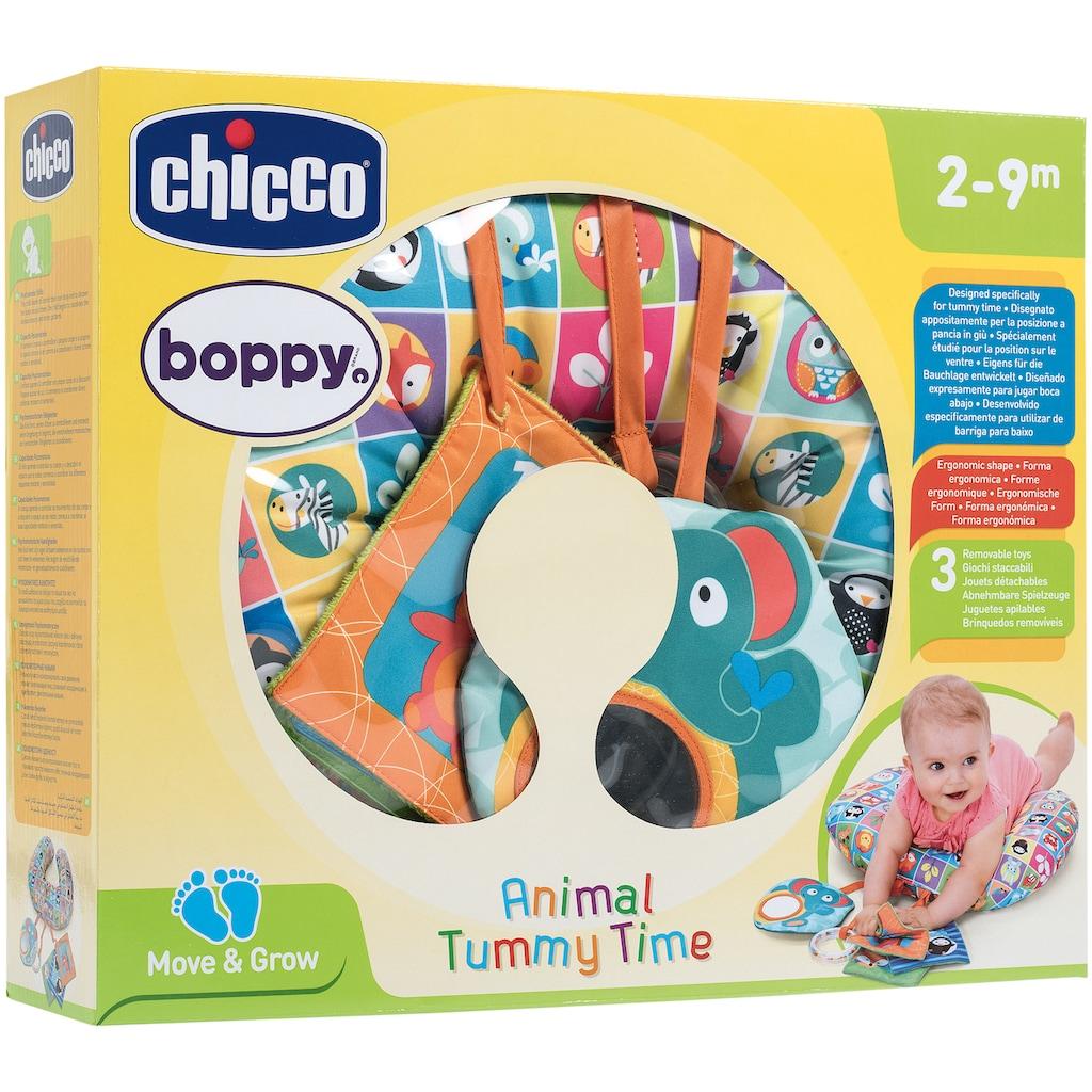 Chicco Greifspielzeug »Boppy«, mit Spielkissen