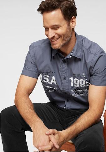 Man's World Kurzarmhemd kaufen
