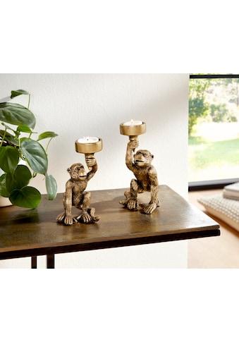 Leonique Kerzenhalter »Monkey« kaufen
