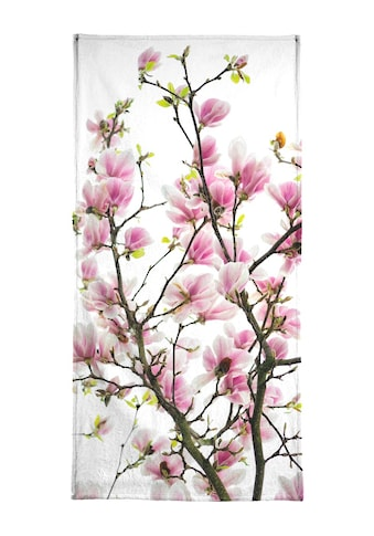 """Handtuch """"Magnolia Pink 2"""", Juniqe kaufen"""