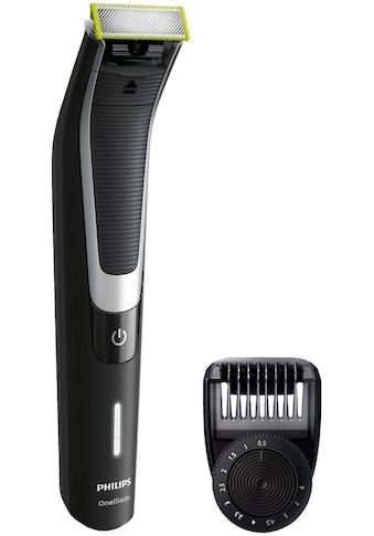 Philips, Elektrorasierer OneBlade Pro QP6510/30, Anzahl Aufsätze: 1, SmartClick - Präzisionstrimmer kaufen