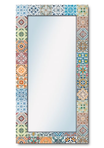 Artland Wandspiegel »Gemusterte Keramikfliesen« kaufen