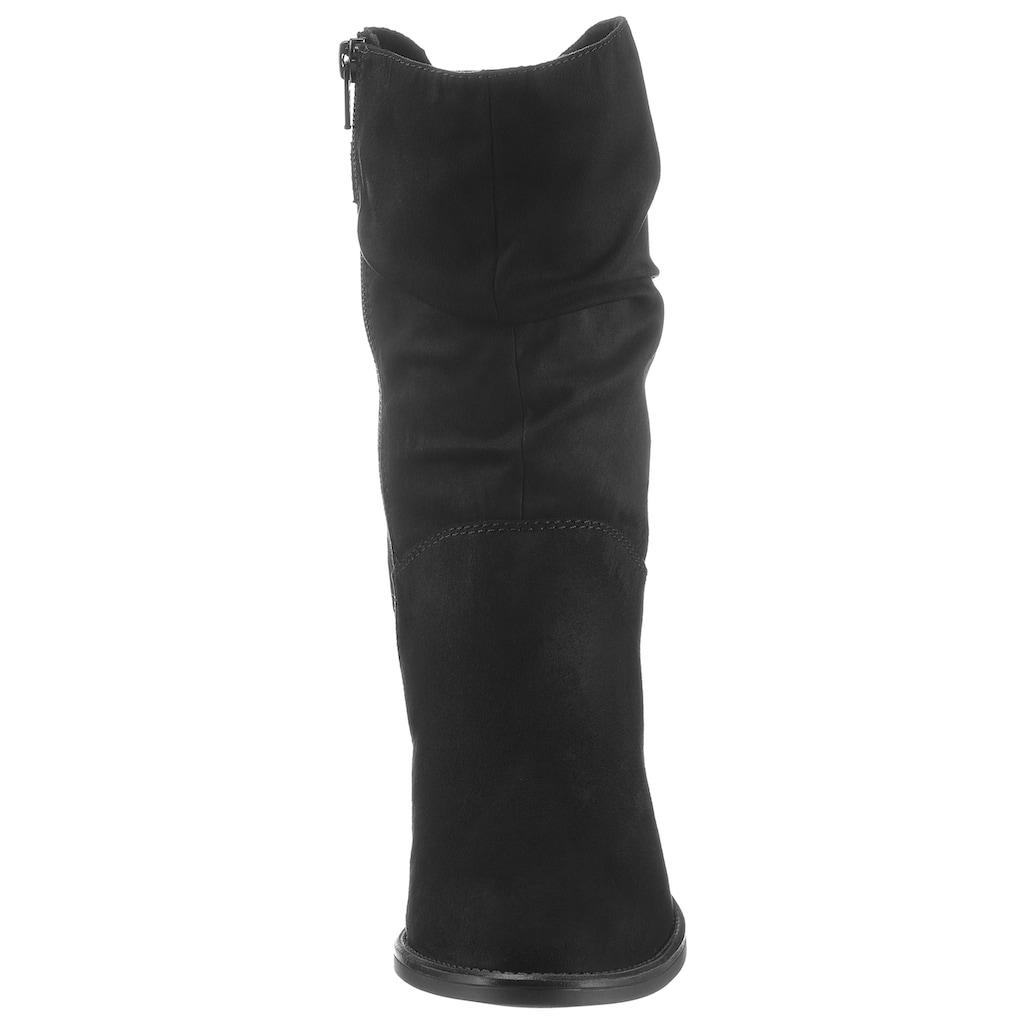 s.Oliver Stiefel »Kotty«, mit Soft Foam-Ausstattung