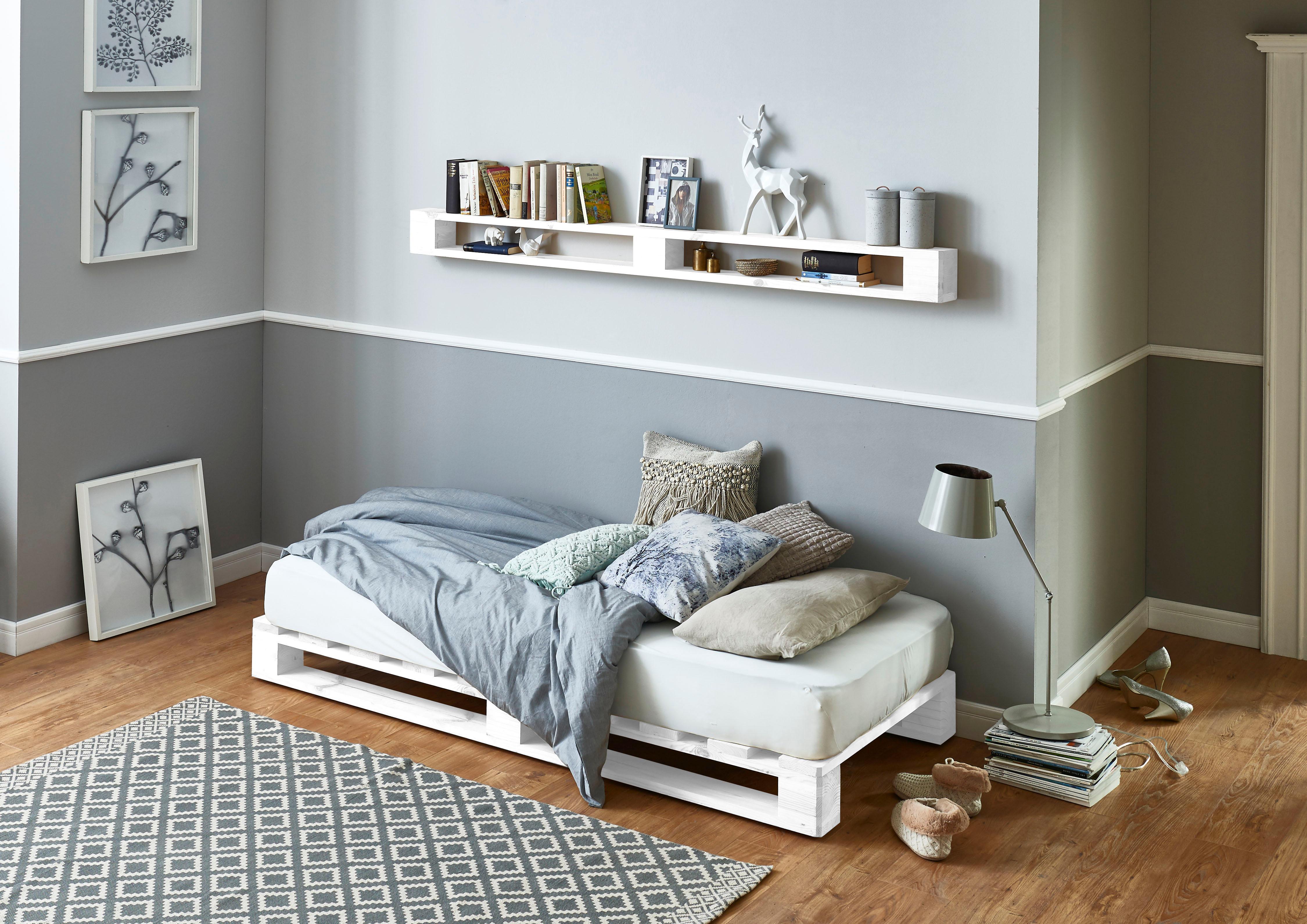Image of ATLANTIC home collection Palettenbett