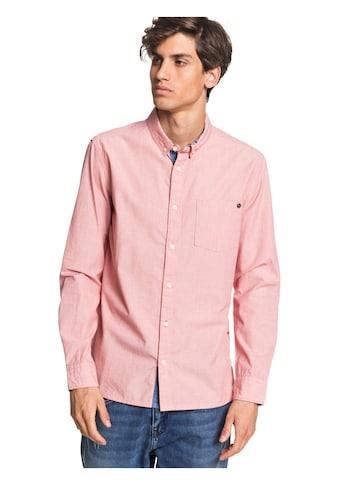 Quiksilver Langarmhemd »Wilsden« kaufen