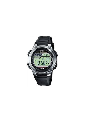 CASIO Watch »Armbanduhr W-212H-1AVES« kaufen