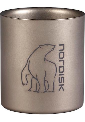 Nordisk Becher »Titanium Mug Double-Wall« kaufen
