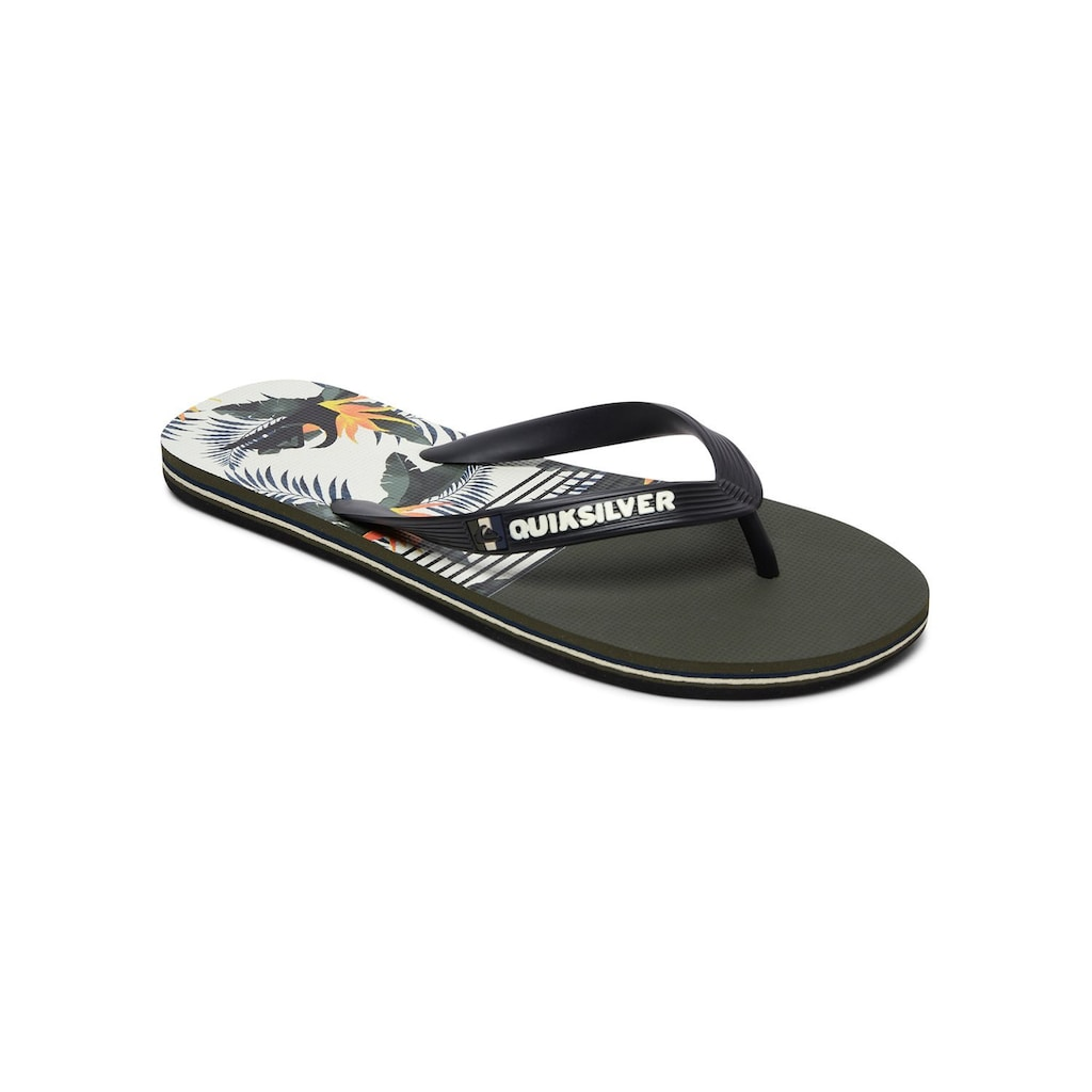 Quiksilver Sandale »Molokai Jungle Swell«