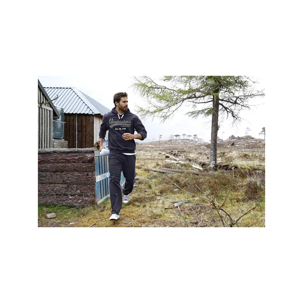 Jan Vanderstorm Jogginghose »BRANDOLF«, mit Gummibund, Comfort Fit