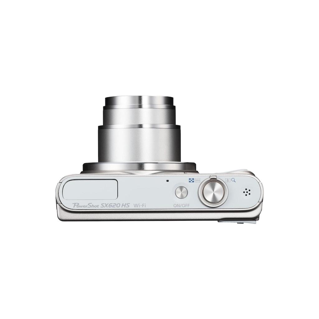 Canon Kompaktkamera »PowerShot SX620 HS Silberfarben«