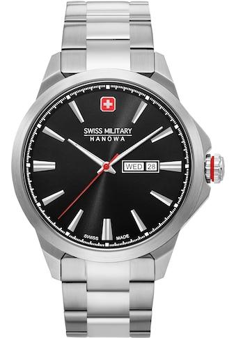 Swiss Military Hanowa Schweizer Uhr »DAY DATE CLASSIC, 06 - 5346.04.007« kaufen