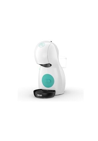 Portionskaffeemaschine, Delonghi, »Piccolo XS EDG210 Weiss« kaufen