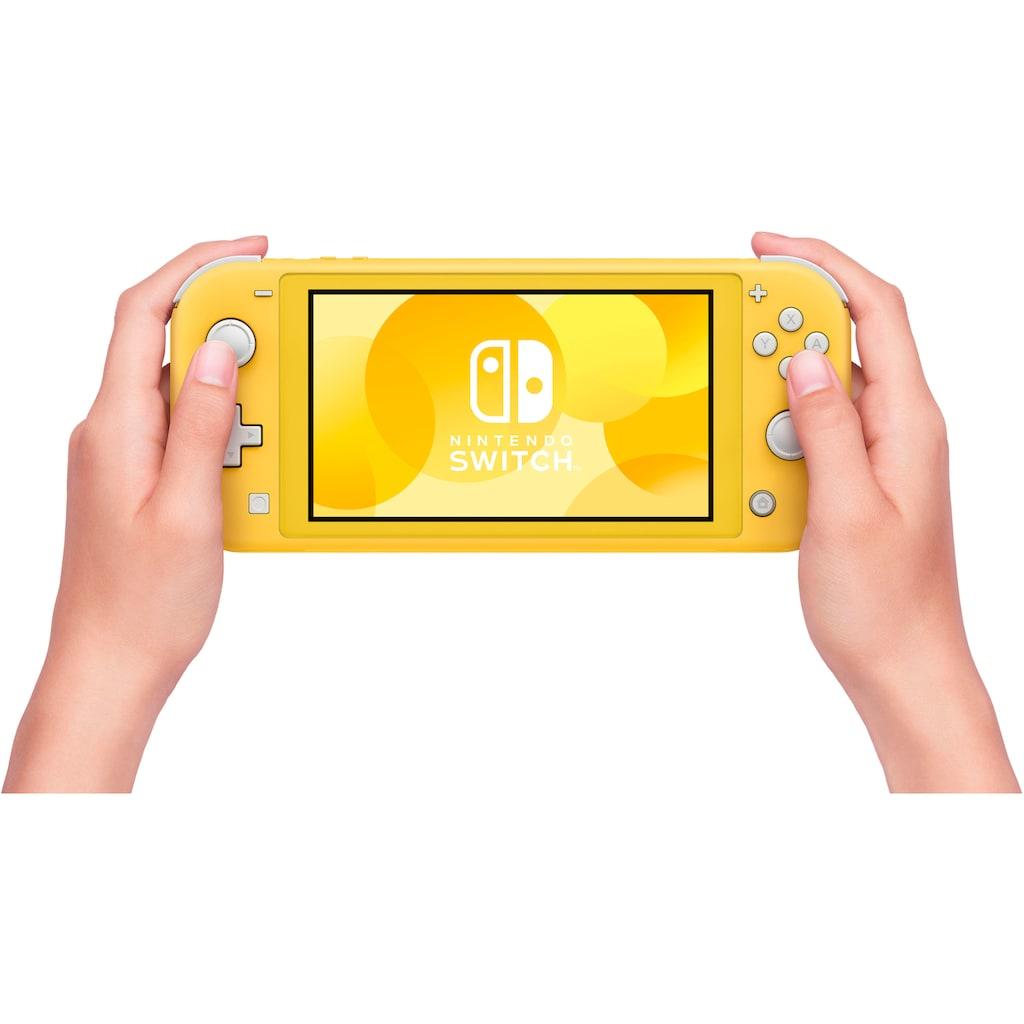 Nintendo Switch Konsolen-Set »Lite«, inkl. Animal Crossing