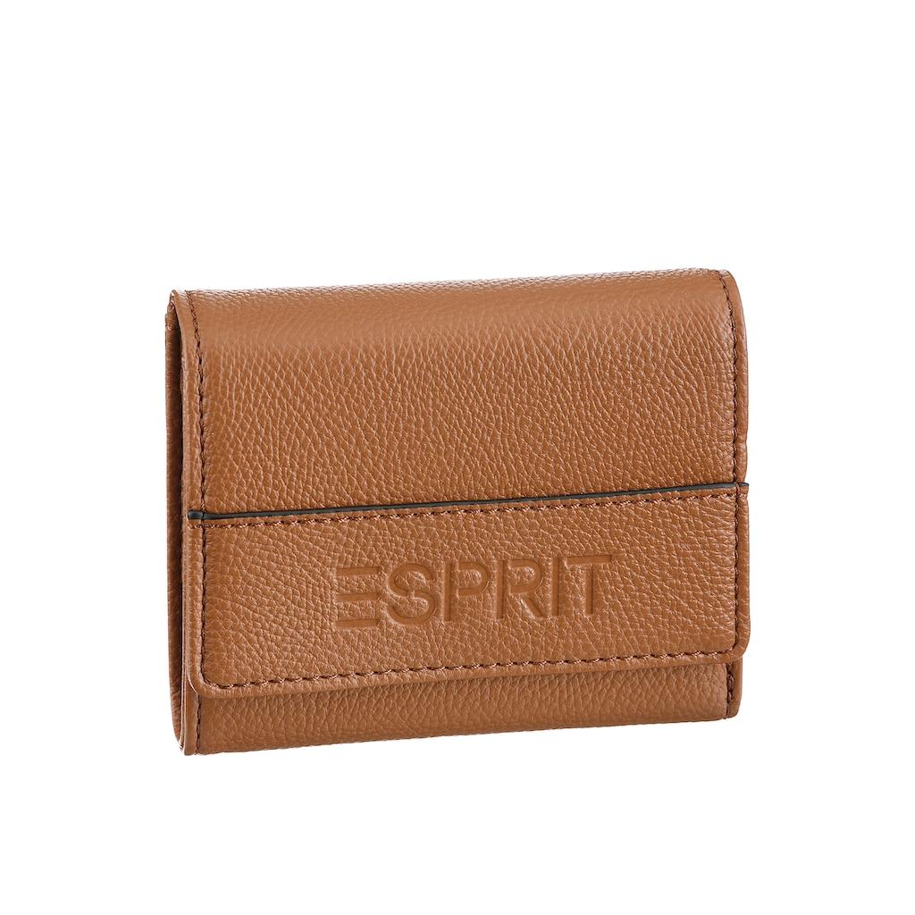 Esprit Geldbörse, im praktischem Format