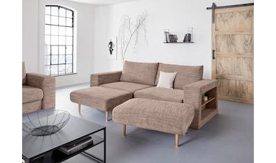 LOOKS by Wolfgang Joop 4-Sitzer »Looksvb«, Verwandlungssofa: aus Sofa wird Sofa mit 2... kaufen