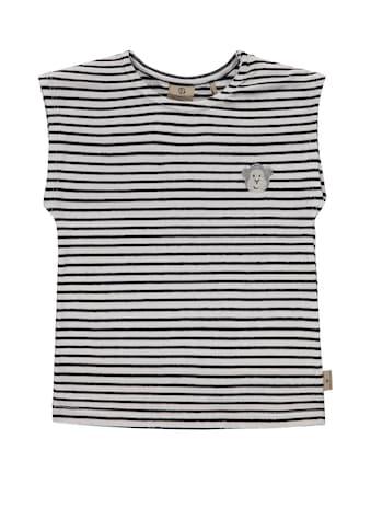 Bellybutton T-Shirt ärmellos gestreift kaufen