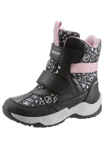 Geox Kids Winterboots »J Sentiero Girl B«, mit TEX-Ausstattung kaufen