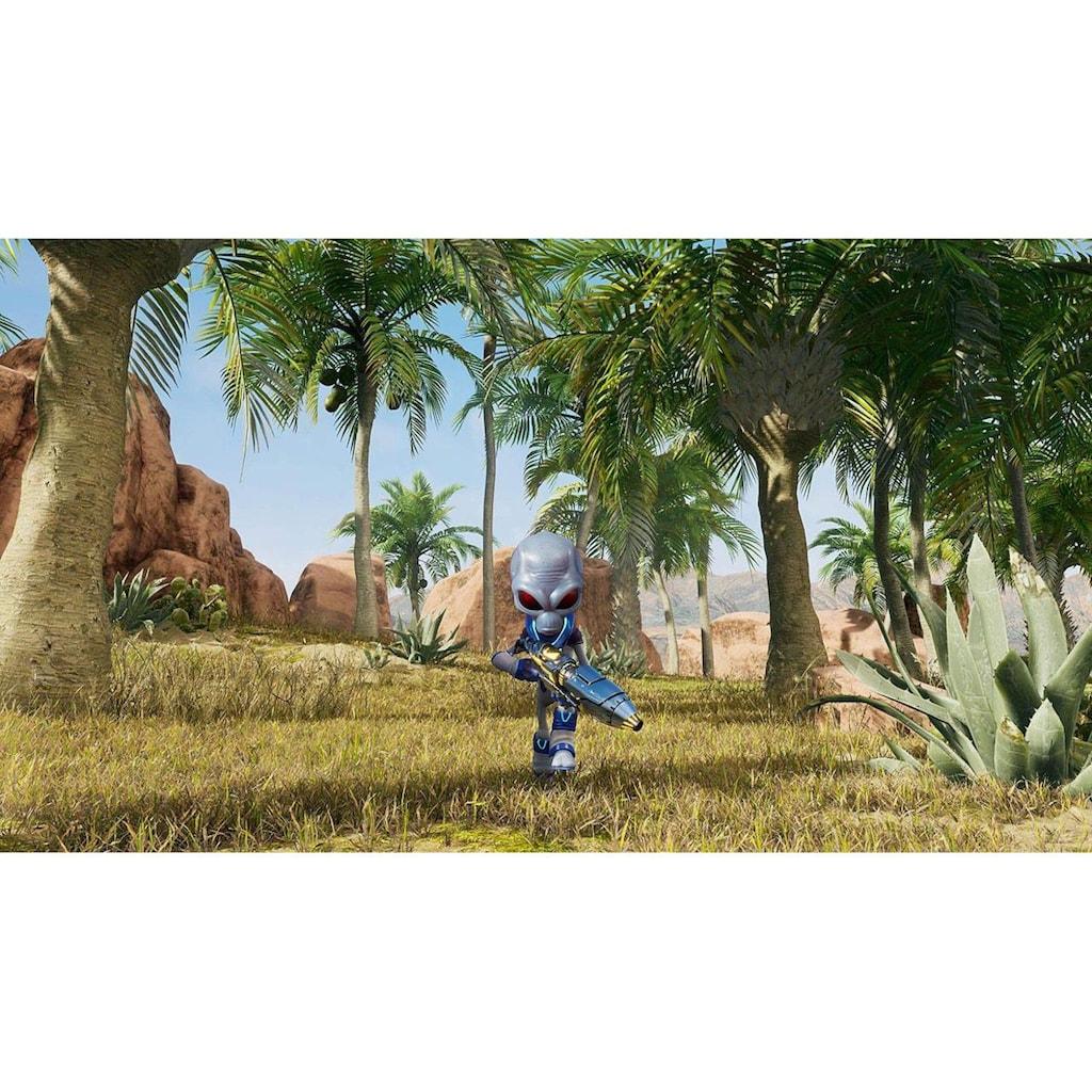 THQ Spiel »Destroy all Humans!«, PlayStation 4, Standard Edition
