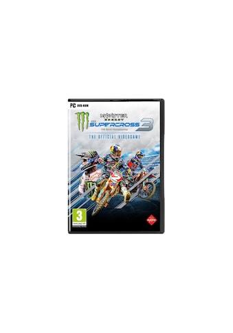 Spiel »Monster Energy Supercross 3«, PC, Standard Edition kaufen