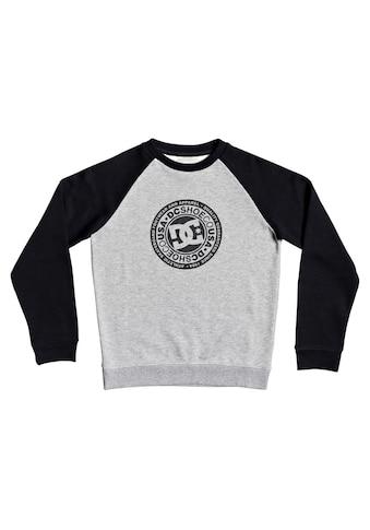 DC Shoes Sweatshirt »Circle Star« acheter