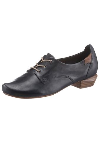 Everybody Schnürpumps »Ginestra«, mit leicht hochgezogener Schuhspitze kaufen