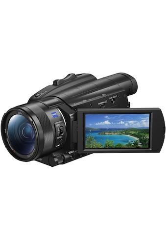 Videokamera, Sony, »FDRAX700  CHF 100 Cashback« kaufen