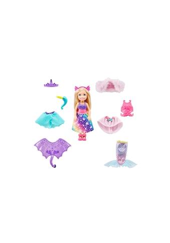 Barbie Anziehpuppe »Dreamtopia Chelsea Mee«, Puppenreihe Familie & Freunde kaufen